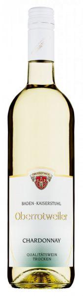 2019er Oberrotweiler Chardonnay Qba. Trocken
