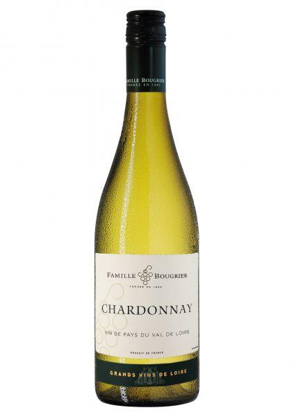 2019er Chardonnay - Vin de Pays du Val de Loire - Weingut Bougrier - Frankreich