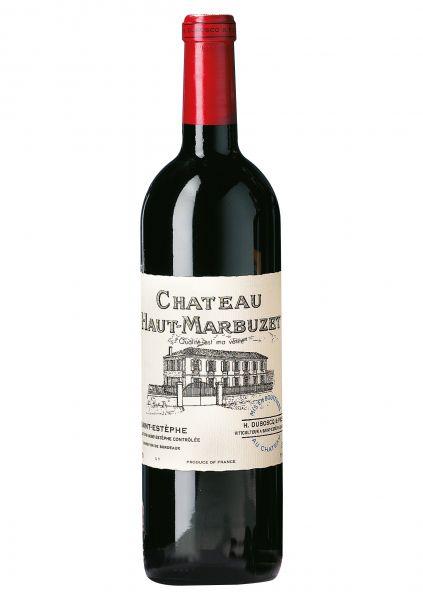 2014er Château Haut-Marbuzet - Cru Bourgeois - Saint Estephe AOC