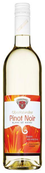 2019er Oberrotweiler Pinot Noir Blanc de Noirs Qba feinherb