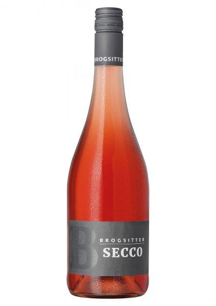Brogsitter Rose Secco trocken - rosé Perlwein 0,75