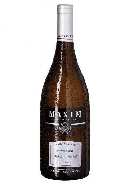 2017er Maxim Chardonnay Grand Reserve - Barrique- Goedverwacht- Estate Wines
