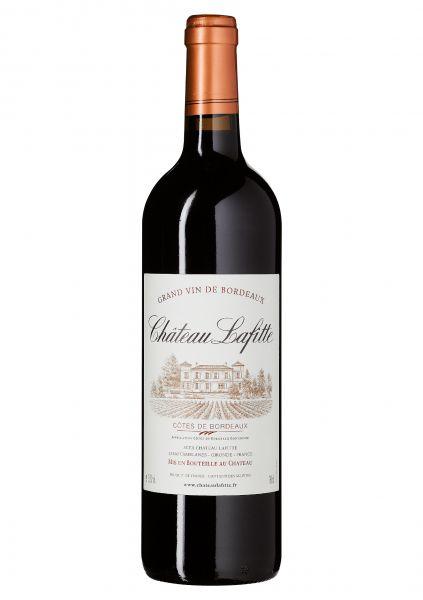 2016er Château Lafitte - Côtes de Bordeux AOC - Max et Philippe Mengin