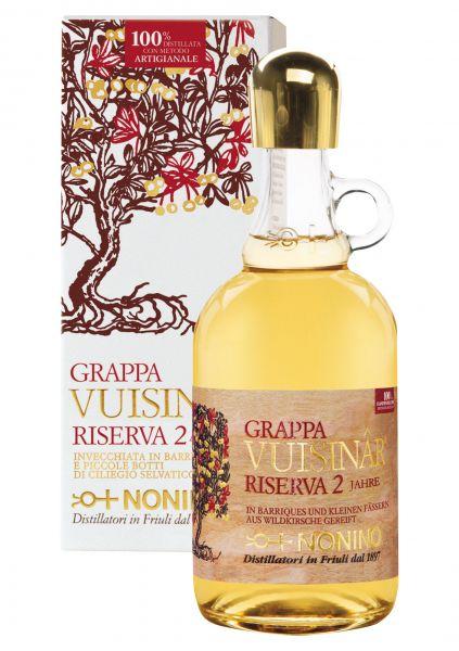 Grappa Vuisinär Riserva - Nonino - Italien