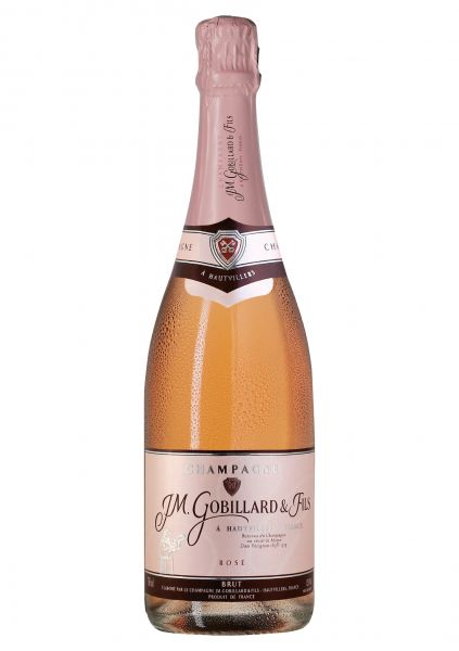 Rose Brut - Champagne J. M. Gobillard & Fils Tradition - AOC