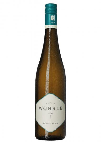 2018/19er Grauburgunder Gutswein Trocken - Weingut Wöhrle Lahr