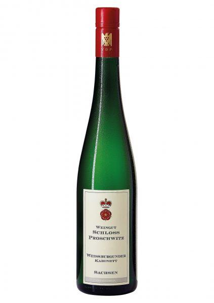 2019er Meissener Weissburgunder VDP Ortswein Trocken - Schloss Proschwitz