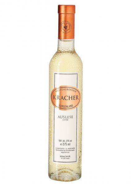 2017er Auslese Cuvée Chardonnay + Welschriesling 0,375 Fl. Prädikatswein - Süßwein