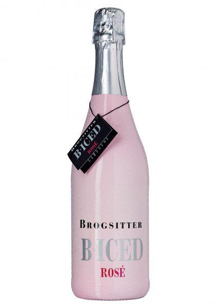Brogsitter B ICED Rosé de Blanc et Noir - Sekt Demi Sec