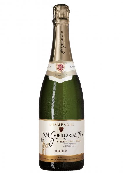 Champagne J.M. Gobillard & Fils Tradition Brut 0,75l