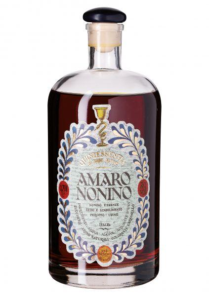 4716 Amaro Nonino Quintessentia di Erbe Alpine - Nonino Grappa - Friaul