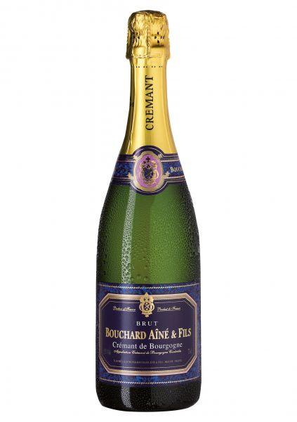 Crémant de Bourgogne - Brut- Bouchard Aîné &Fils - Bourgogne AOC