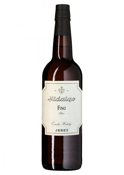 Sherry Fino Sec - Dry - Emilio Hidalgo Jerez - Spanien