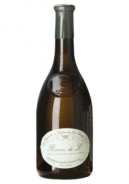 2015er Baron de L - Pouilly - Fumé AOC Frankreich Loire