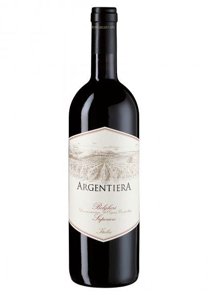 2017er Argentiera Bolgheri Superiore DOC Tenuta Argentiera - Toscana