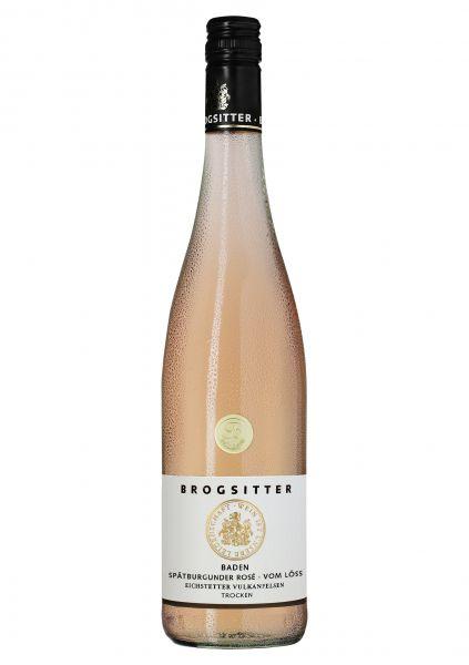 2019er Spätburgunder Rosé vom Löss Eichstetter Qba trocken - Baden - Kaiserstuhl