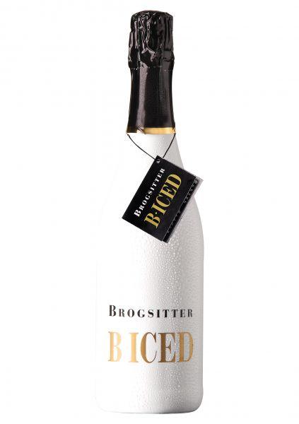Brogsitter B ICED Chardonnay & Pinot Noir - Sekt Demi-Sec