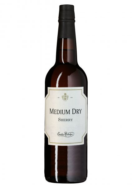 Sherry Medium Dry - Emilio Hidalgo Jerez - Spanien