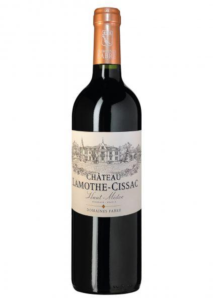 2017er Château Lamothe-Cissac - Haut-Medoc AOC - Domaines Fabre - Bordeaux