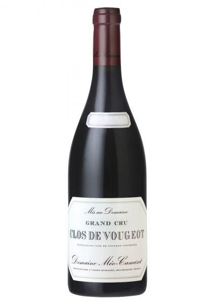 2017er Clos de Vougeot - Grand Cru AOC - Weingut Méo-Camuzet - Frankreich