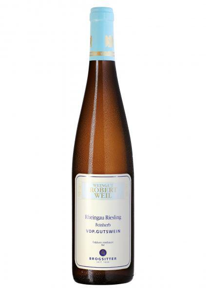 2018er Rheingau Riesling feinherb Weingut Robert Weil