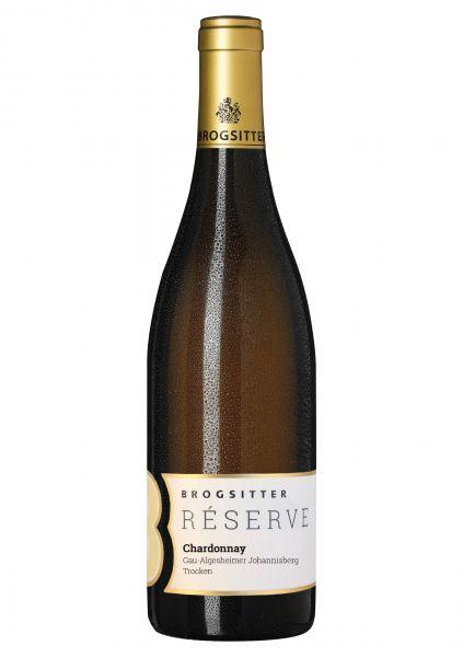 2018er Chardonnay Réserve Gau-Algesheimer Johannisberg Qba. Trocken