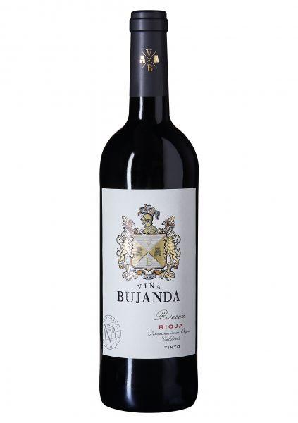 2013er Vina Bujanda Reserva - Rioja - Spanien