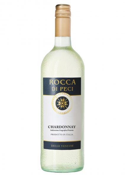 2017/19er Rocco di Peci Chardonnay Venetien Literflasche