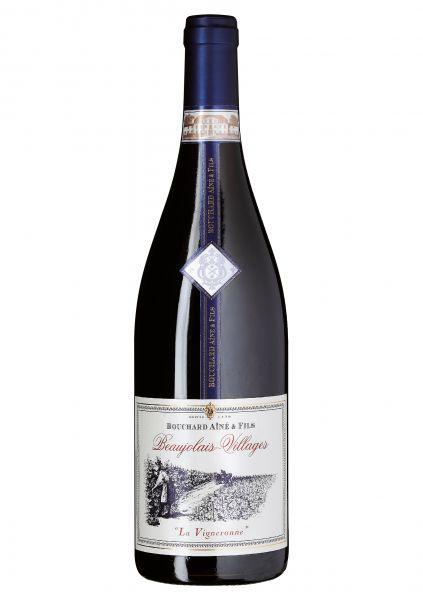 2018er Beaujolais Villages - La Vigneronne - Burgund AOC - Bouchard Âine & Fils