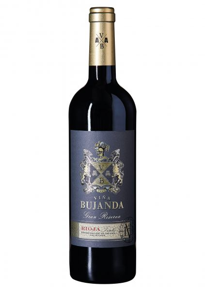 2011er Vina Bujanda Gran Reserva - Rioja - Spanien