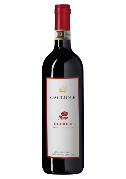 2018er Rubiolo Chianti Classico DODG Gagliole - Toscana