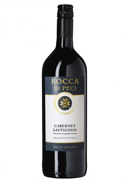 2017er Rocco di Peci Cabernet Sauvignon Venetien Literflasche